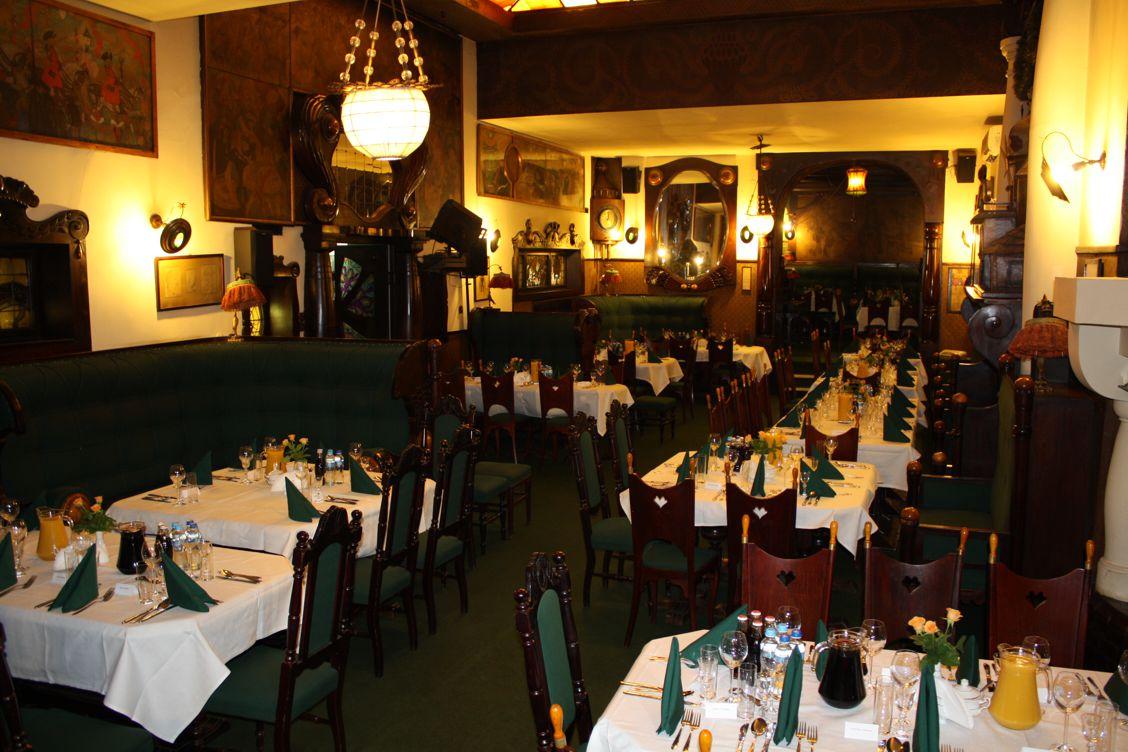 Restauracja Kraków Jama Michalika