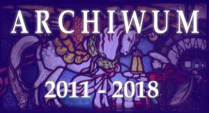 Jama Michalika ARCHIWUM 2011-2018